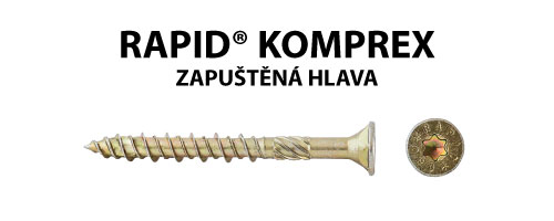 RAPID Komprex | 8 x 300